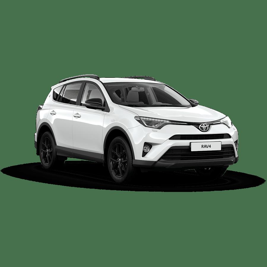 Выкуп Toyota RAV 4 с пробегом